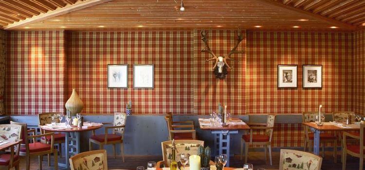 阿羅薩庫爾姆高山溫泉酒店西餐廳2