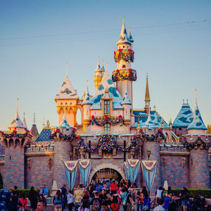 橙县游记图文-迪士尼乐园--永恒的梦想世界