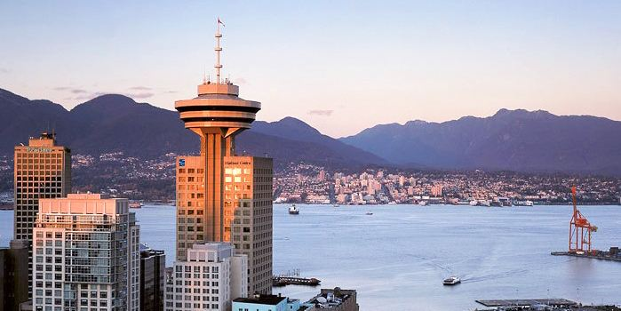Top of Vancouver Revolving Restaurant
