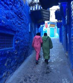 [摩洛哥游记图片] 那斑斓国与五彩城~北非魅影摩洛哥 上
