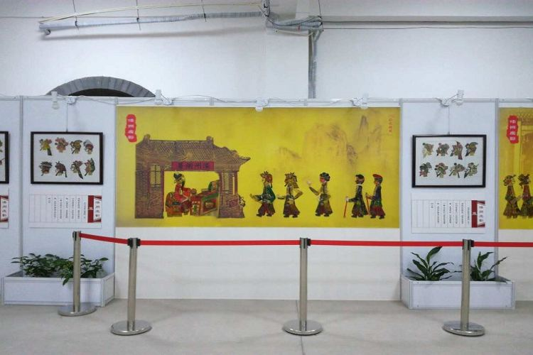 Luanxian Ancient City Without Civilians Intangible Heritage Cultural Center2