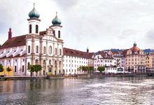 瑞士5日经典游