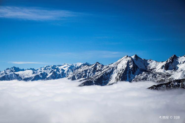 Zheduo Mountain3