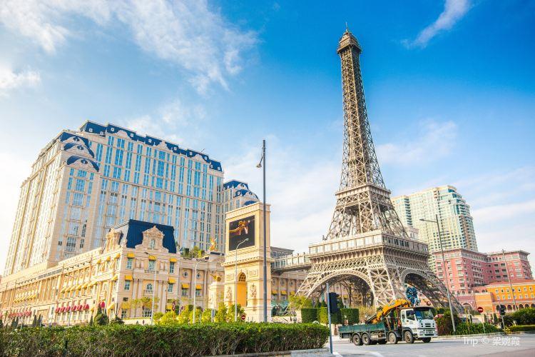 마카오 에펠탑1
