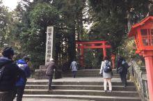 箱根神社,温泉之都