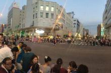 一年一度的日本青森睡魔祭大典