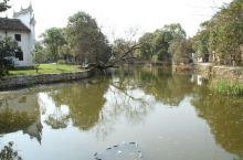 东山书院池塘