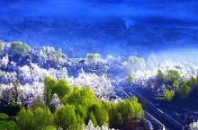 3月国内最佳旅游风光之一:金川梨花,四海八荒第一美景!