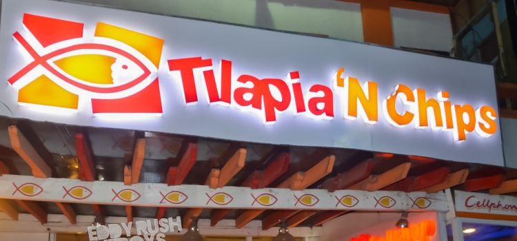 Tilapia 'N Chips
