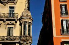 西欧之旅(16)漫步巴赛罗那