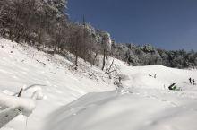 杭州还有滑雪场?请看我一一道来……
