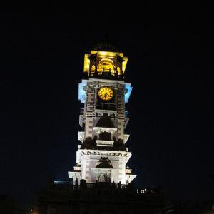 钟楼旅游景点攻略图