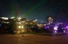 渭南韩城文庙夜景之九