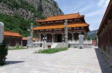 左权县龙泉森林公园景观