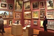 多伦多皇家安大略博物馆的画展