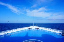 终于找到懒人度假的最佳方式:去海上浪啊!!!