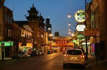 芝加哥China town