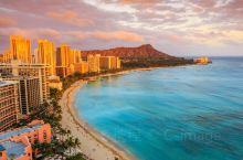 檀香山放松4日游 在伊奥拉尼王宫解读夏威夷历史,在威基基海滩沐浴阳光,登高钻石头山,眺望太平洋美景。