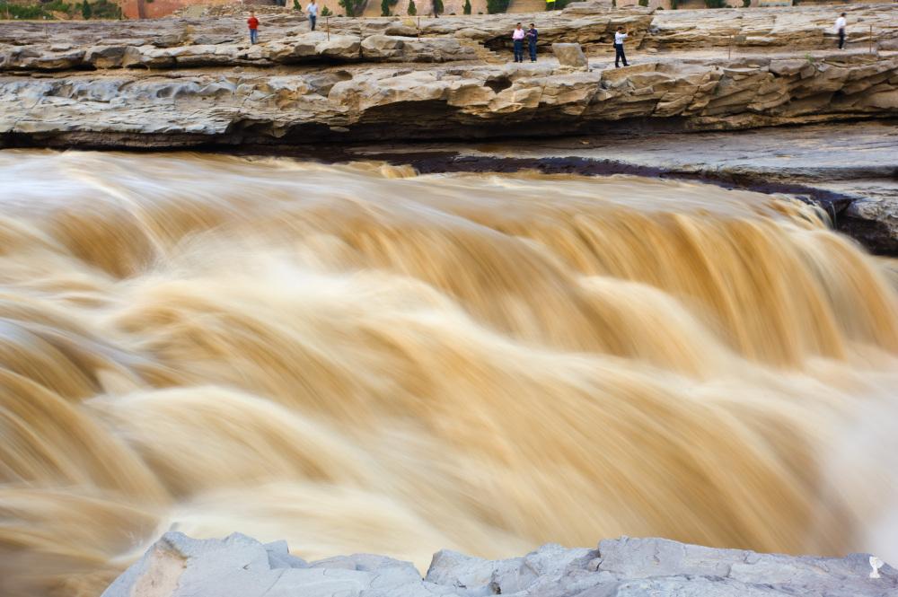 壶口瀑布旅游景点图片