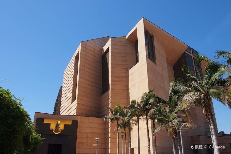 Cathedral of Our Lady of the Angels2