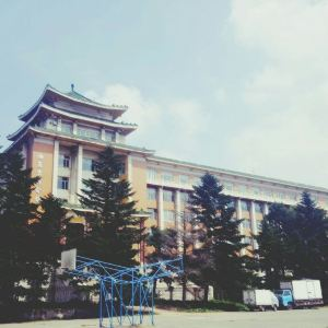 吉林大学旅游景点攻略图