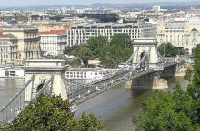 匈牙利布达佩斯~链子桥