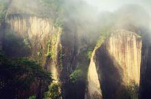 武夷山三日景观
