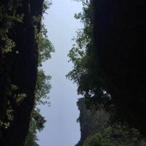 月牙峡旅游景点攻略图