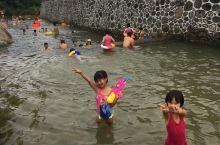 罗浮山澜石河玩山水,免费的山水,只收20元停车费