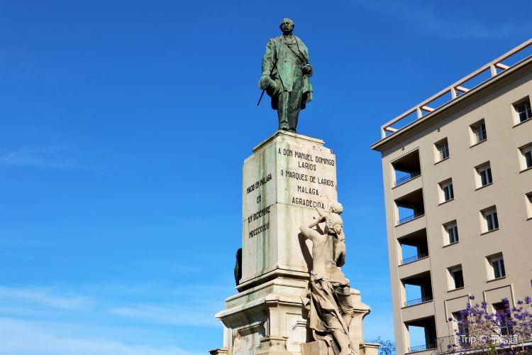 Larios Monument1