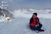 冰封长白山