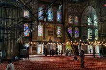 蓝色清真寺掠影#世界遗产