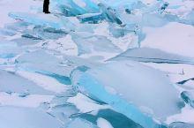 冬日贝加尔湖,西伯利亚邂逅冰雪奇缘