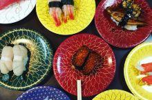 冲绳美国村第一名的回转寿司