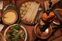 罗滕堡900年历史的餐厅