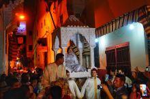 #向往的生活 偶遇摩洛哥伊斯兰婚礼
