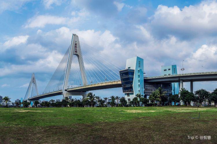Haikou Century Bridge4