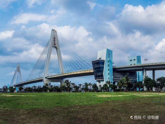 Haikou Century Bridge