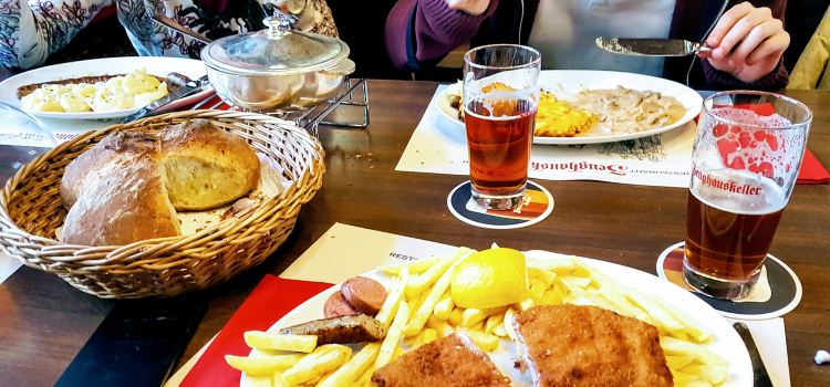 Restaurant Zeughauskeller1