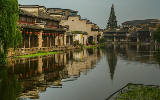 南浔古镇百间楼,遇见最美的江南水乡村落