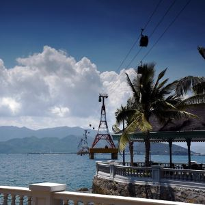 妙岛旅游景点攻略图