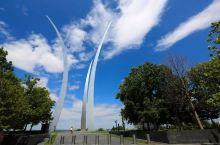 美国空军纪念碑——波托马克河岸旁的又一个经典地标!