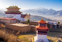 人文景观大道G317——川藏北线炉霍线