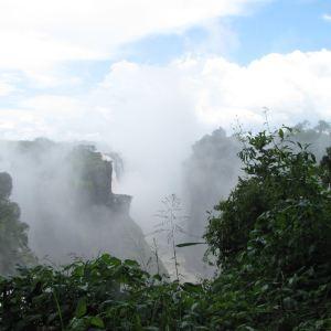 维多利亚瀑布旅游景点攻略图