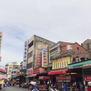 鹿港老街旅游景点攻略图