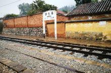 碧色寨百年车站