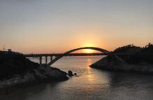 温岭石塘镇的千年曙光园,中国第一缕阳光升起的地方
