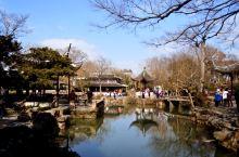 踏残雪赏梅香,皇家园林走一趟——拙政园