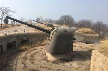 旅顺印象:电岩炮台