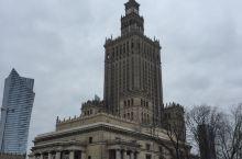 重建后的华沙
